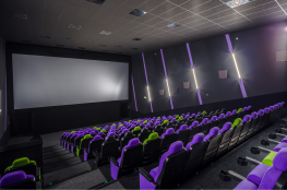 Tarnów Atrakcja Kino Kino CINEMA3D Galeria TARNOVIA