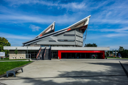 Tarnów Atrakcja Kultura i sztuka Centrum Sztuki Mościce