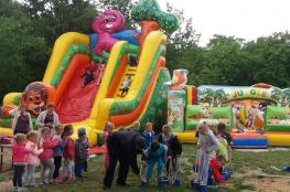 Zawada Atrakcja Park rozrywki PARK ROZRYWKI ZAWADA